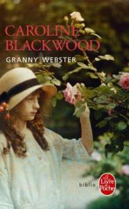 blackwood webster livre de poche