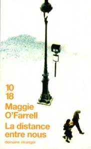 o farrell distance 10 18