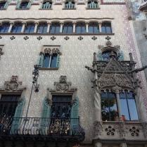 La Casa Amatller, de Josep Puig i Cadafalch.