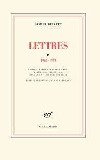 beckett lettres 4