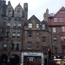 Royal Mile, Lawnmarket