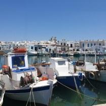 Le port de Naoussa